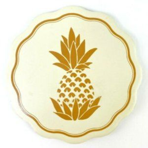 Vintage Pineapple Trivet Wall Tile